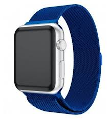 Купить <b>Ремешок EVA Milanese</b> Loop Stainless Steel для Apple ...
