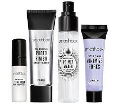 <b>Smashbox Try-Me</b>: Face Primer Set - QVC.com