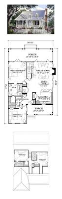 ideas about Small House Plans on Pinterest   House plans    Cape Cod House Plan   Total Living Area  sq  ft