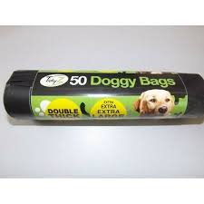800 <b>XXL</b> Super Strong Double Thick Doggy Poo Bags 16 X50 Rolls ...