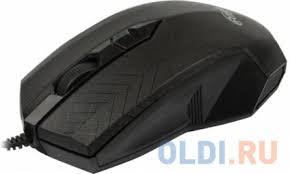 Мышь проводная <b>Ritmix ROM</b>-<b>202 чёрный</b> USB — купить по ...