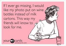 lost funny meme friends humor drinking wine robotzarina • via Relatably.com