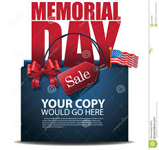 brochure template stock photo image 14118220 memorial day shopping bag ad template eps 10 vector royalty stock photos