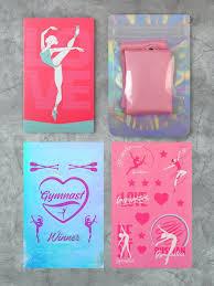 <b>лента</b> гимнастическая, блокнот, <b>наклейки</b> Grace Dance 11660675 ...