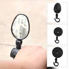 <b>Bicycle</b> Mirror Universal Handlebar Rearview Mirror <b>360 Degree</b> ...
