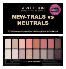 Купить <b>палетка для теней New-Trals</b> vs Neutrals Palette 16г ...