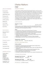 chef resume sample and sous  seangarrette cochef resume sample examples sous chef jobs free template chefs   chef resume sample