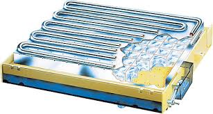 Evaporator And Water Plate