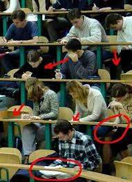فضايح الامتحانات