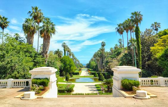 Botanical Garden El-Hamma Jardin d'Essai