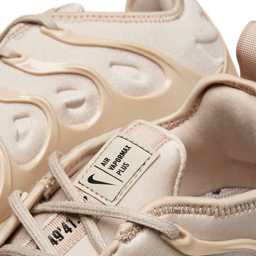 amp; Plus Air String Black Vapormax Nike Beige Desert Gum waTI1q