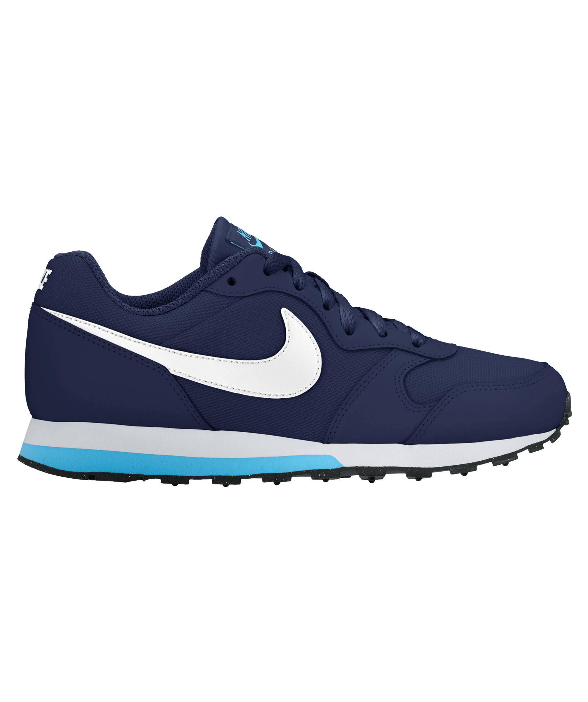 Blau Kinder Gs Sneaker Md 2 Runner Nike UAxwf67zqf