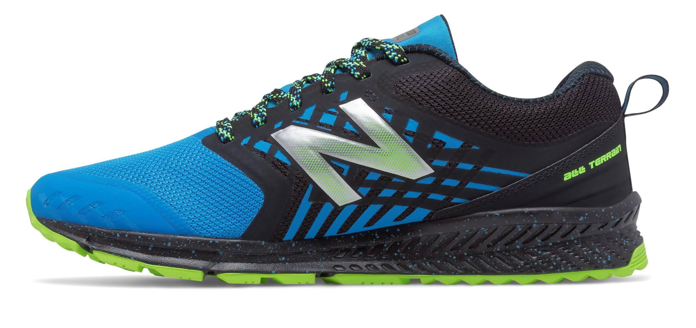4e Azul Para Runner Perno Trail Balance 8 Mtntrlt1 5 Hombre New Negro q61PvxwHIn