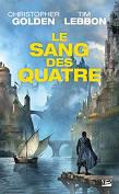 Le Sang des Quatre (Fantasy) - Livres d'occasion