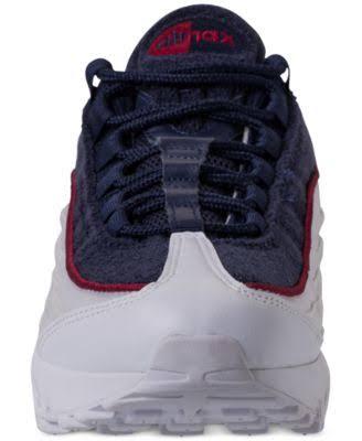 Mujer De Nike Aa1103100 Max 5 8 95 Air Zapatos Tamaño OBXqR