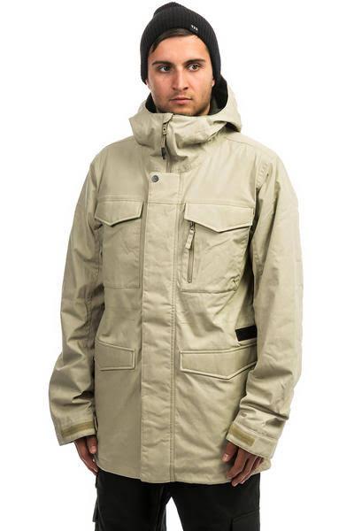 Covert Kelp Chaqueta Snowboard Wax Burton De Premium zwHUq6Z