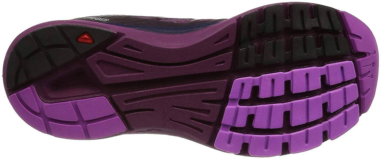 Shoes Purple 6 Running Women's Salomon Ra Purple Pro Sonic 4OxqwaYBX
