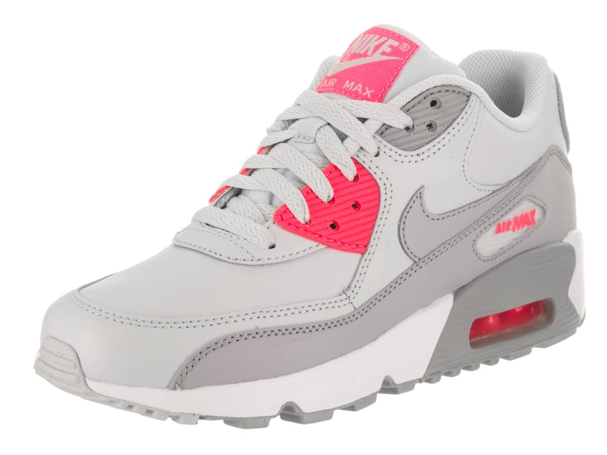 Pure Wolf 90 Kinderschuhe Air Silber Max 833376 007 Große Grey Nike Platinum Ltr 41xWn8UnYc