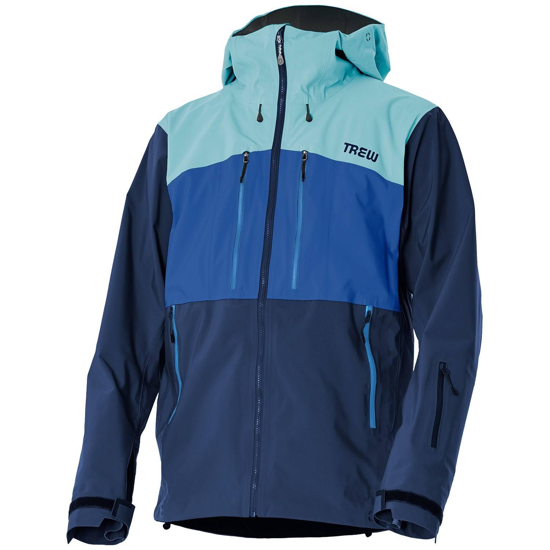 2019 Azul Cosmic Gear Trew Jacket Pequeño q7RFFS