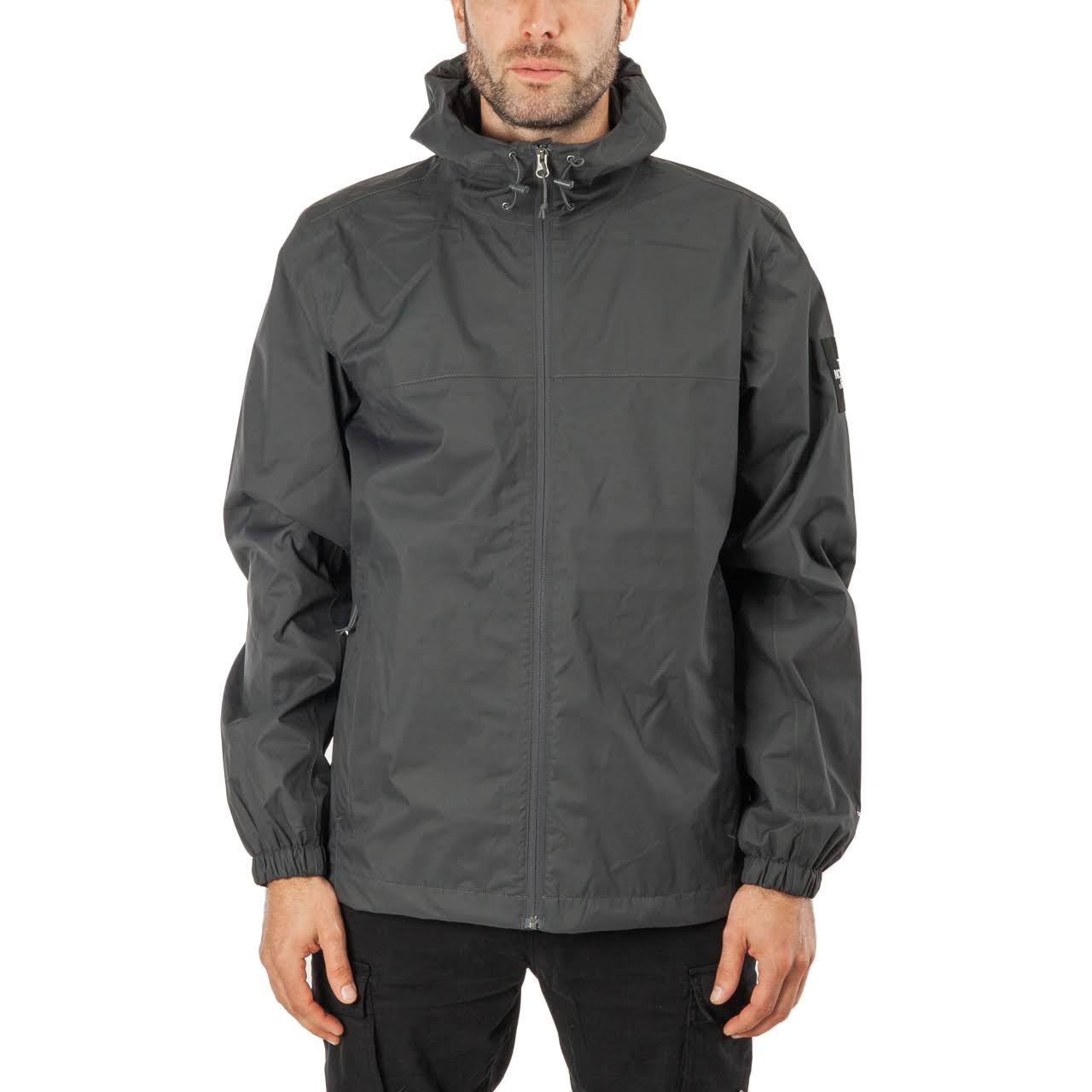asphaltgrau Face Mountain Jacke Q Die North PF6RqaX
