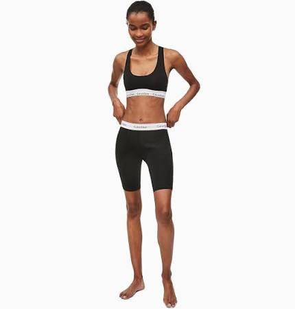 Calvin Klein - Cycling Shorts - Modern Cotton - Black - M - Women