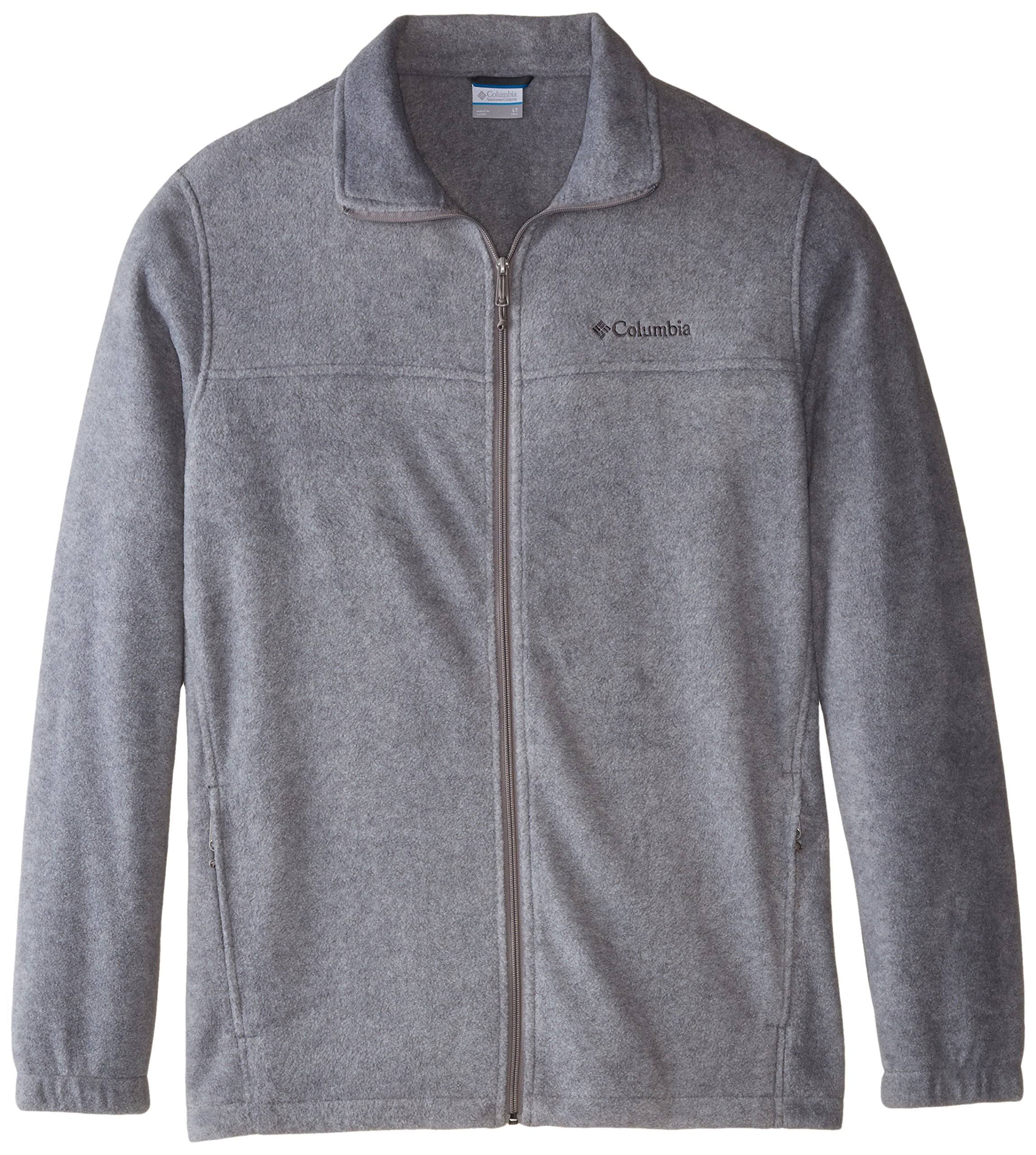 Full Fleec Tall Steens Mountain Herren 0 Columbia 2 Big Zip amp; Groß qwa7tnYvx