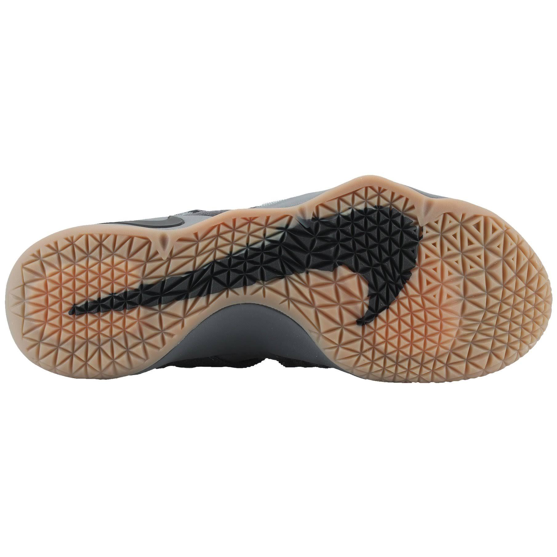 Größe 8 Basketballschuhe Soldier Dunkelgraue Nike Xi 897646 Lebron 5 003 Sfg 7AqwSaz8BS