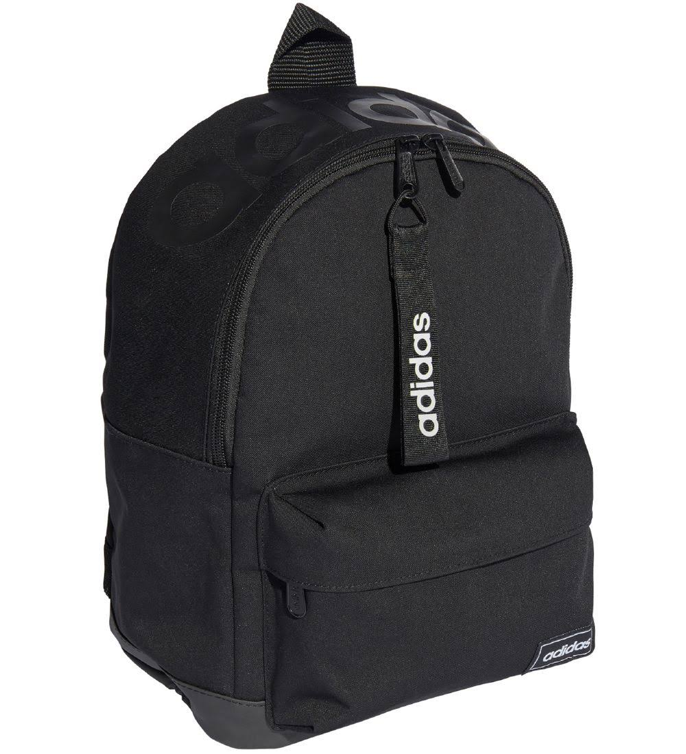 Adidas CLS Mini Backpack - Black/White