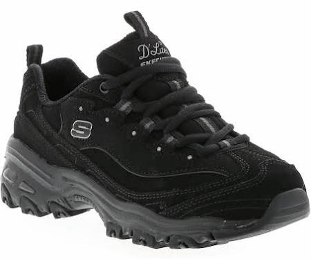 Ancho Negro Mujer Play Sport Skechers Para D'lite w1SX7PWqx