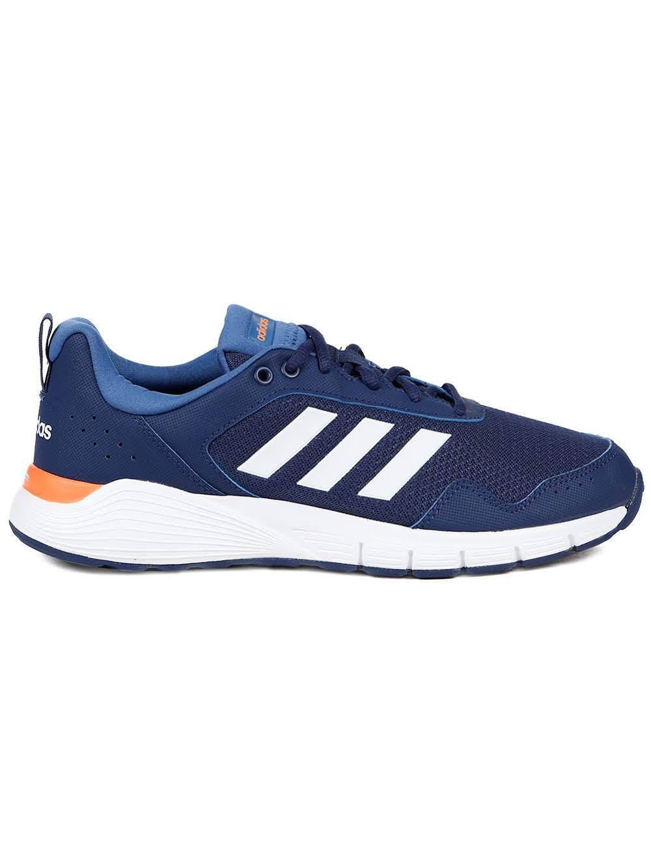 Esportivo Neutral 43 Adidas Azul Masculino branco Fluidcloud Tênis O64fAqf