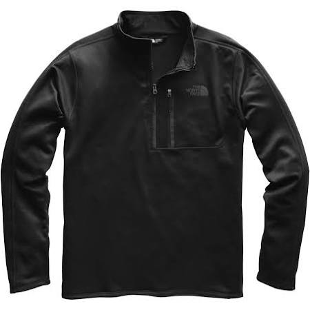 Herren M North Half Face Schwarz Canyonlands Zip Tnf The SOPEqq