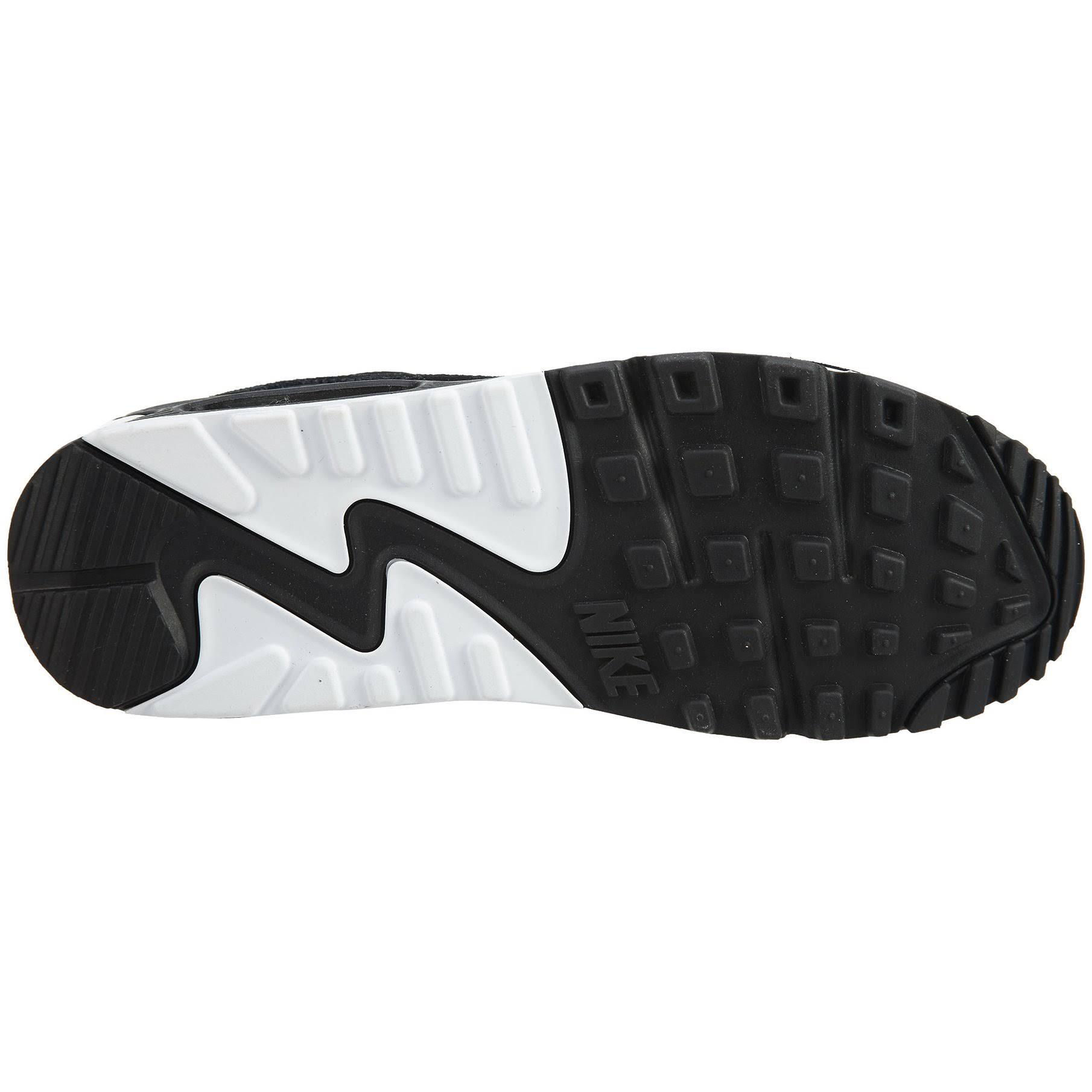 Air 7 Nike Mens Max 90 Essential 5 Nero Taglia yvw0m8nNOP