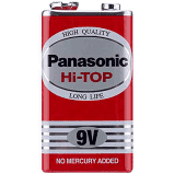 Pin 9V panasonic