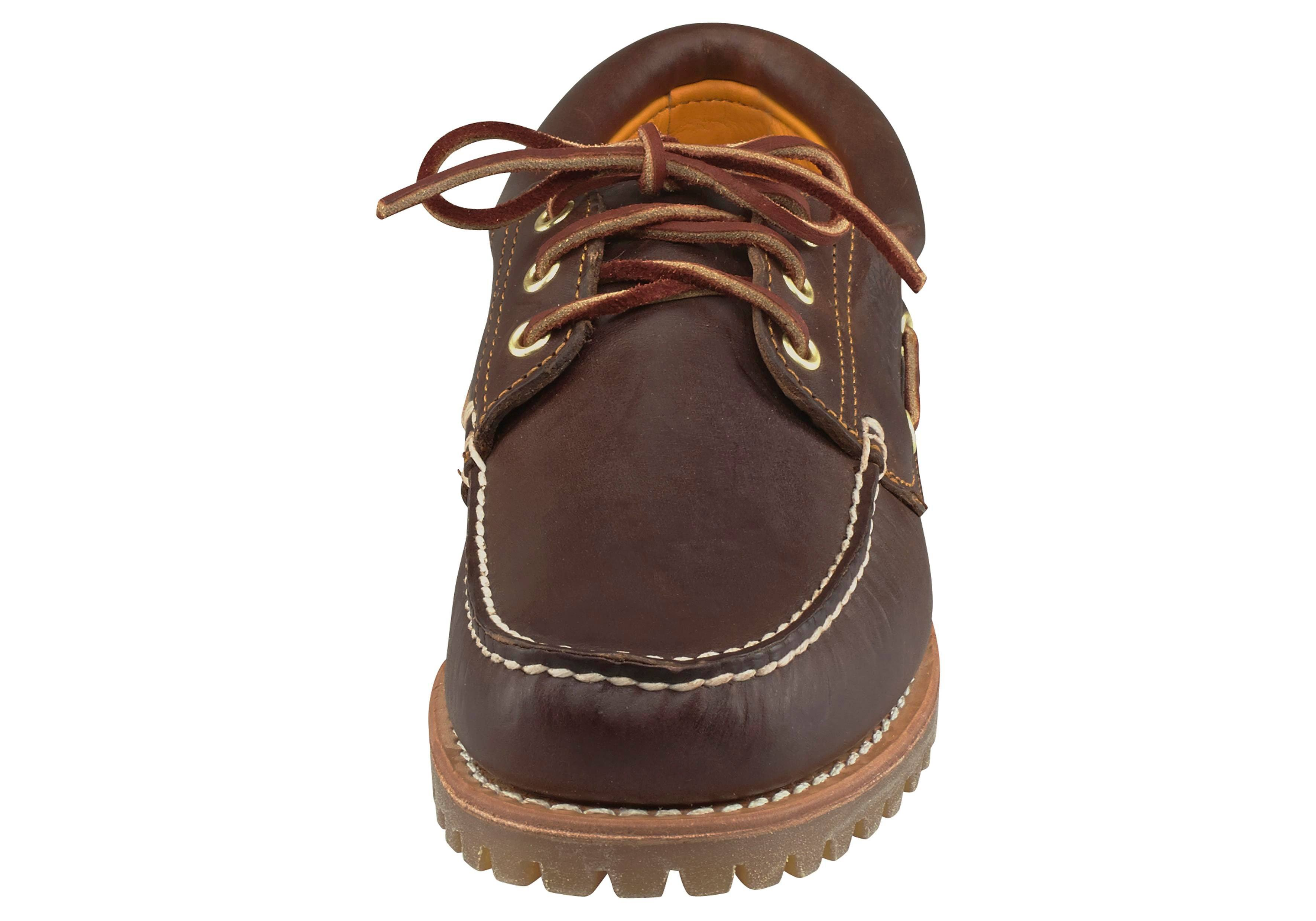 3 Bootsschuhe Brown Classic Timberland Herren eye Lug Heritage C30003 5wv0H