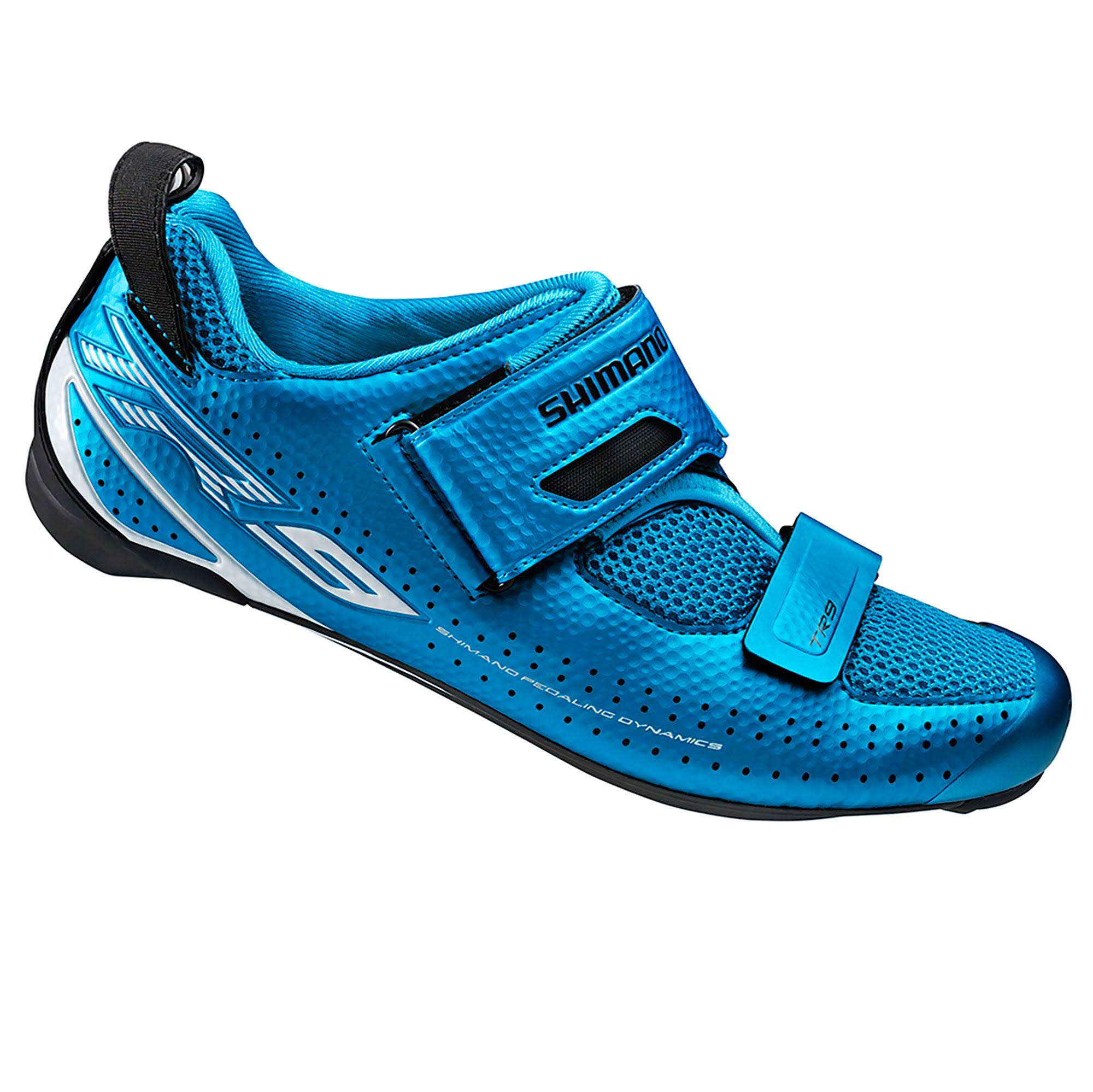 Shimano TR9 SPD-SL Shoes 49 / Blue