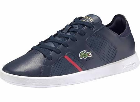 Sneakers Lacoste 118 1 Blauw rood heren Ct Novas 144c03 WHqHnEwXU4