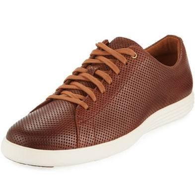 Marrone Medio HaanColore Sneakers Di Cole Crosscourt Grand Da Uomo n0vN8mwO