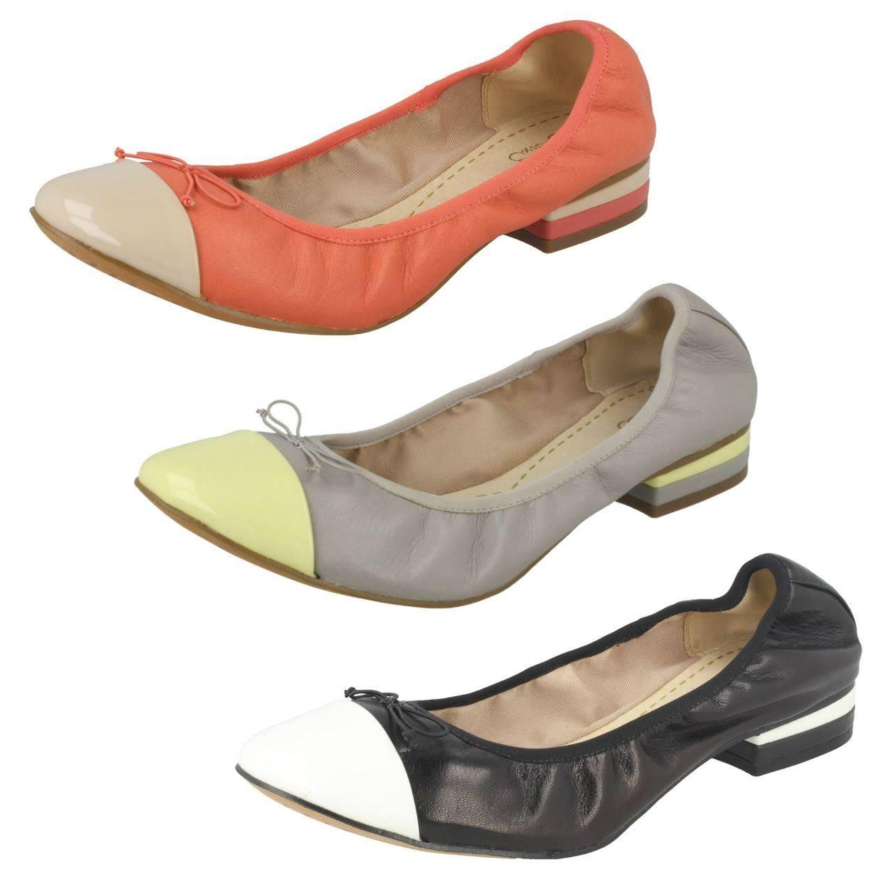 Clarks 'ditsy jurk' Dames Casual schoenen 4cL5j3RAqS