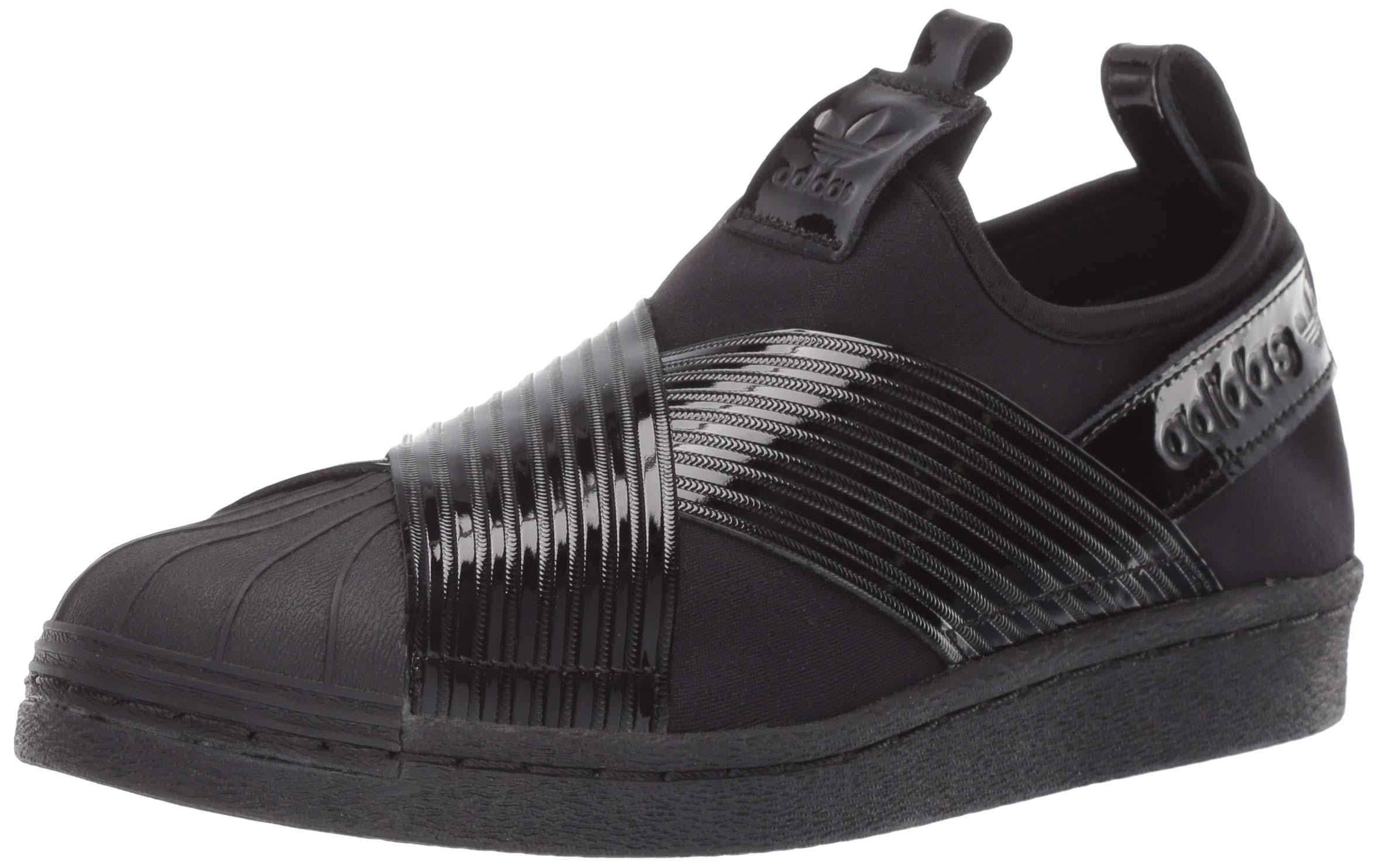 ShoesDonna Slip Superstar on Adidas 5 5 Core BlackPurple Collegiale Nero MSVqzLpGU