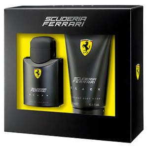 De Toilette Ferrari Negro Eau Scuderia Cofre qX1X4wISp
