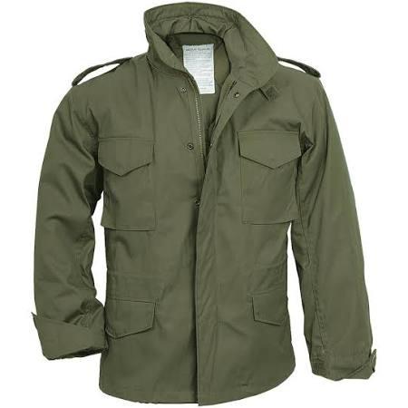 M Grün Us Surplus Fieldjacket Olivgrün M65 Jacke Fx0v4