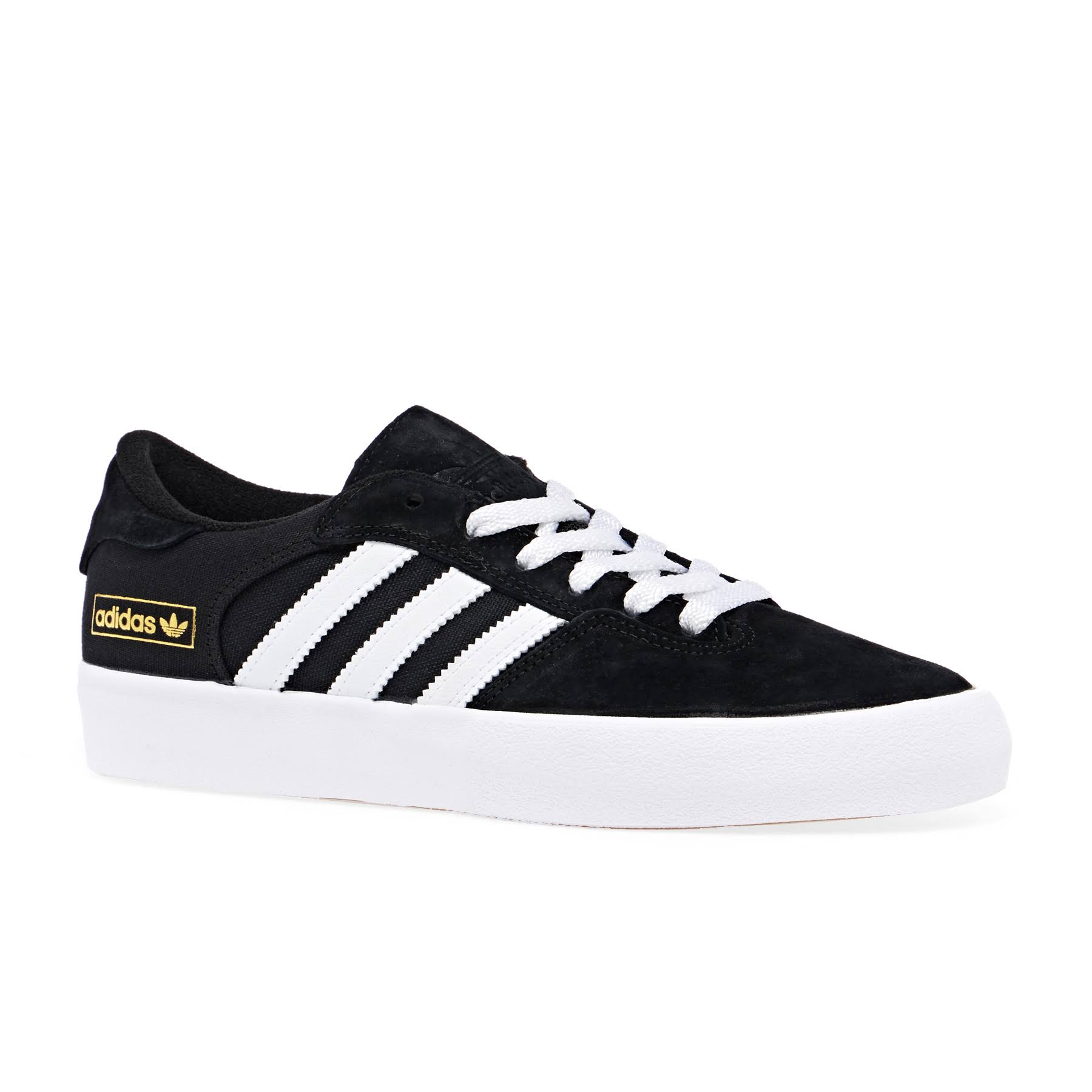 Adidas Matchbreak Super Shoes - Core Black White Gold