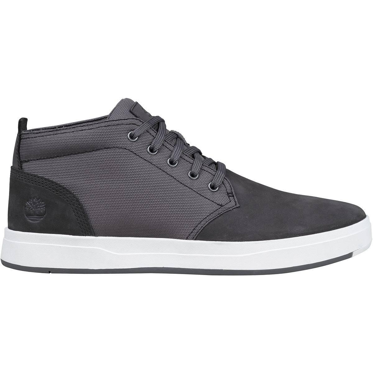 Davis 12 Gris Hombres Square para Oscuro Tb0a1t1hc64 Shoes Chukka Timberland z7dwOqgz