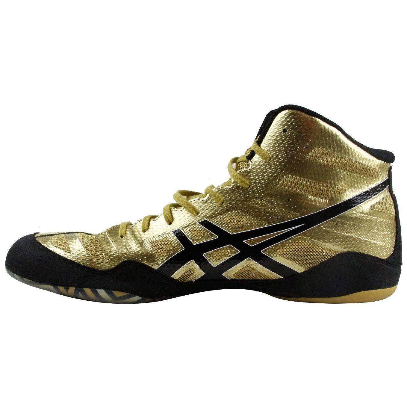 Gold Oly Weiß Jb Schwarz Asics Herren Elite 8q0v6IT