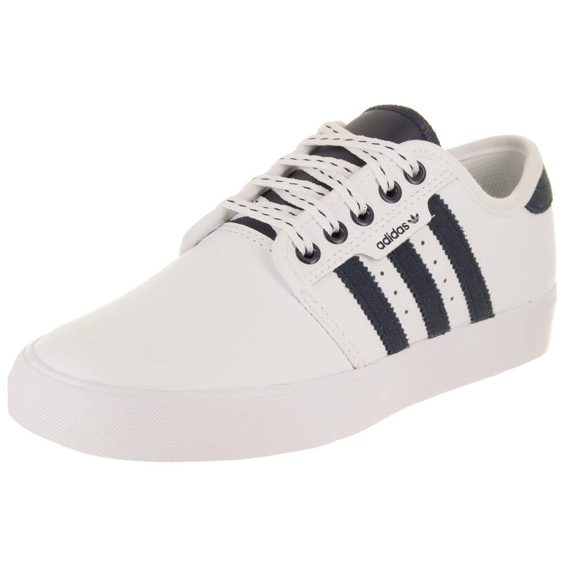 Goma Colegial J Skate De Marino 7 Seeley Azul 4 Kids Blanco Adidas Zapatillas fXnPxX