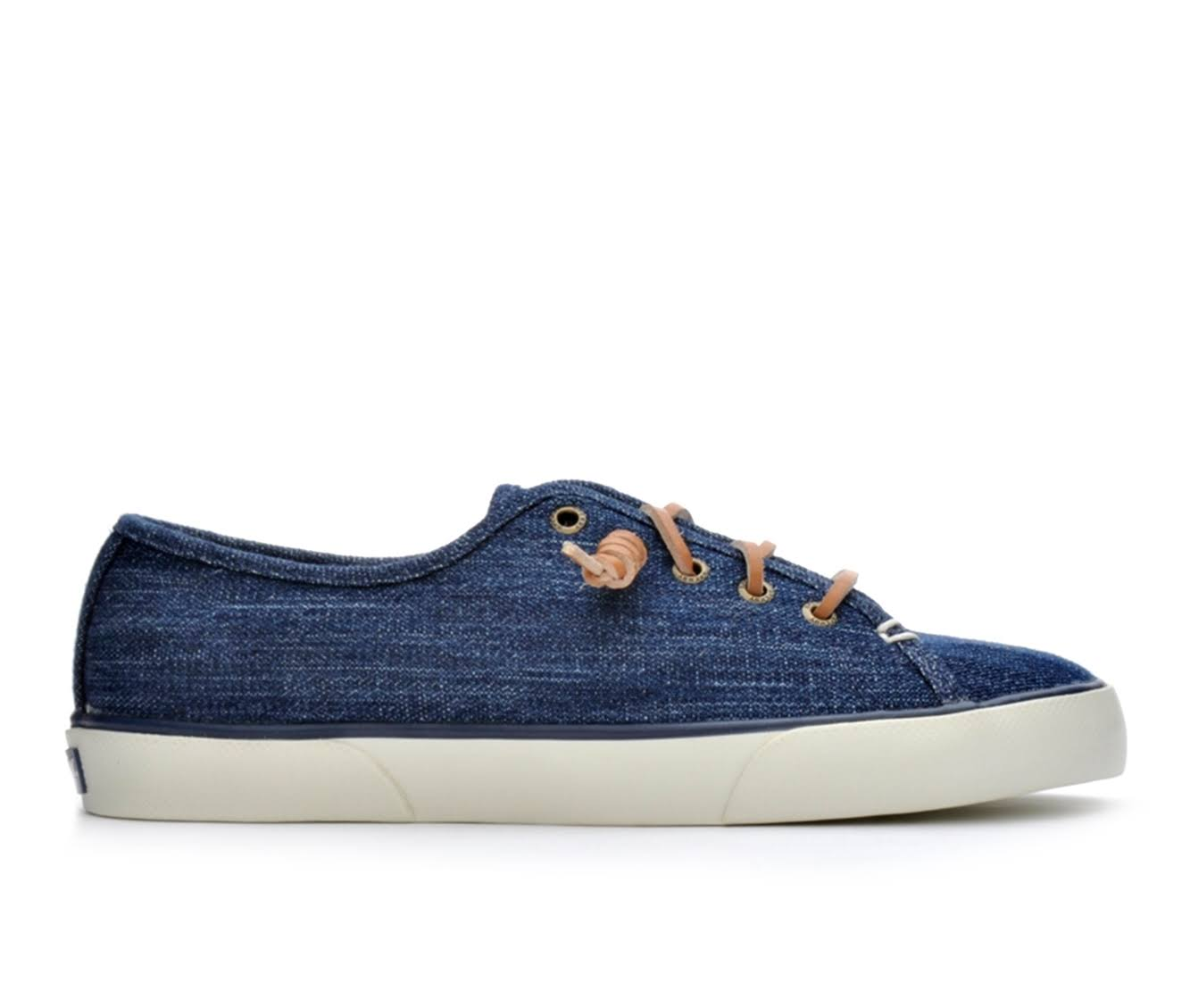 sider Core Pier Top Denim Sperry Dames View ZkXiuP