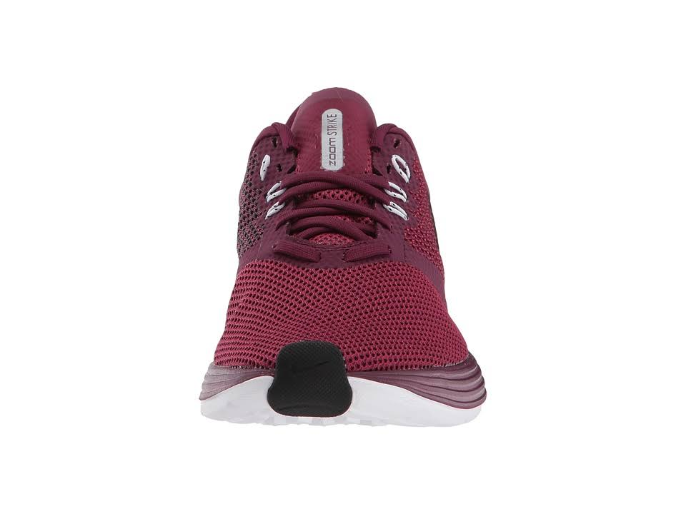 Nike Strike Bordeaux Zapatillas Black Sneakers Hombre Para De Running Wht Rush Zoom Maroon YqwqEFO