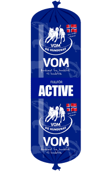 ACTIVE Helfoder - Hund - Färskfoder & BARF - Vom og Hundemat