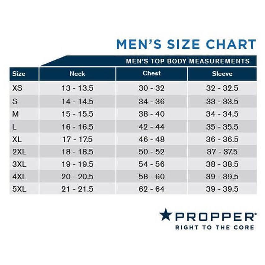 De Bodywear F53803t3302xl Top Cuello Propper Con 2xl Oliva Verde Jersey Redondo qtTCEw