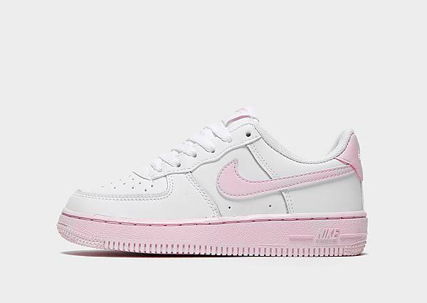 Nike Air Force 1 - Pre School Shoes White 28 Leather
